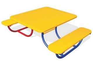 скамейка со столиком БТ-040