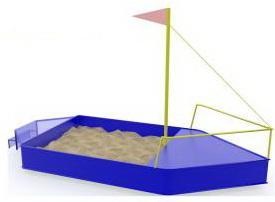 песочница МФ-015